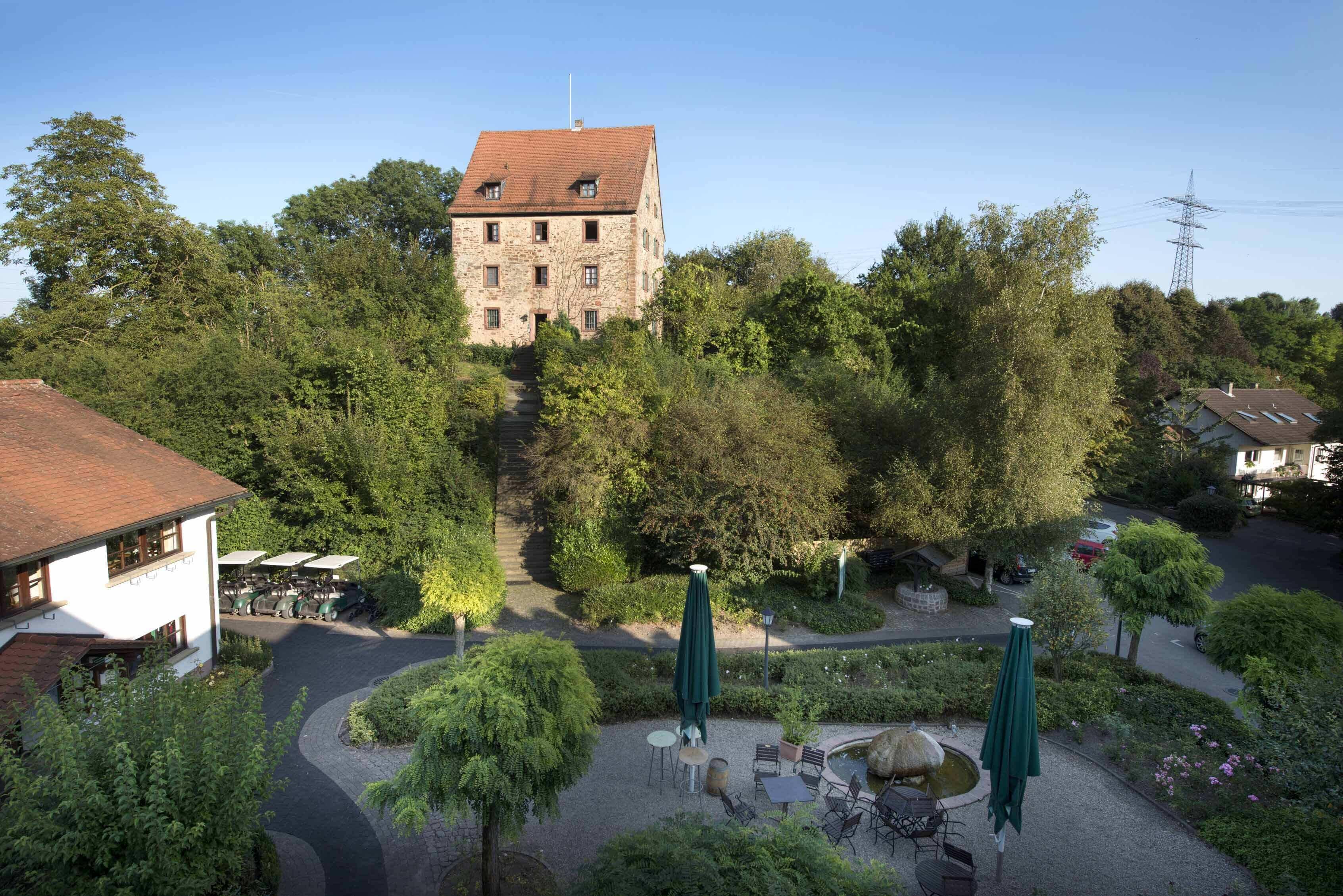 Burg Hohenhardt